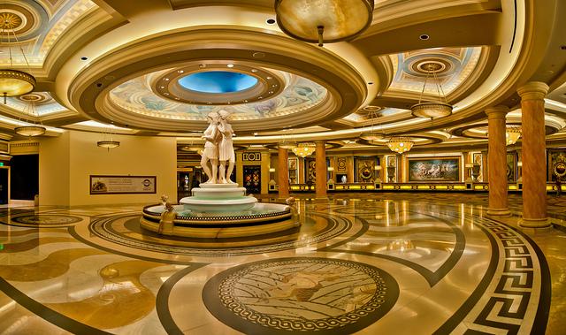 Cesar palace casino 16