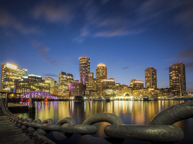 great tourist attractions in boston