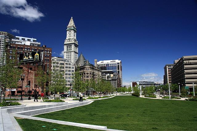 tourist attractions in boston ma