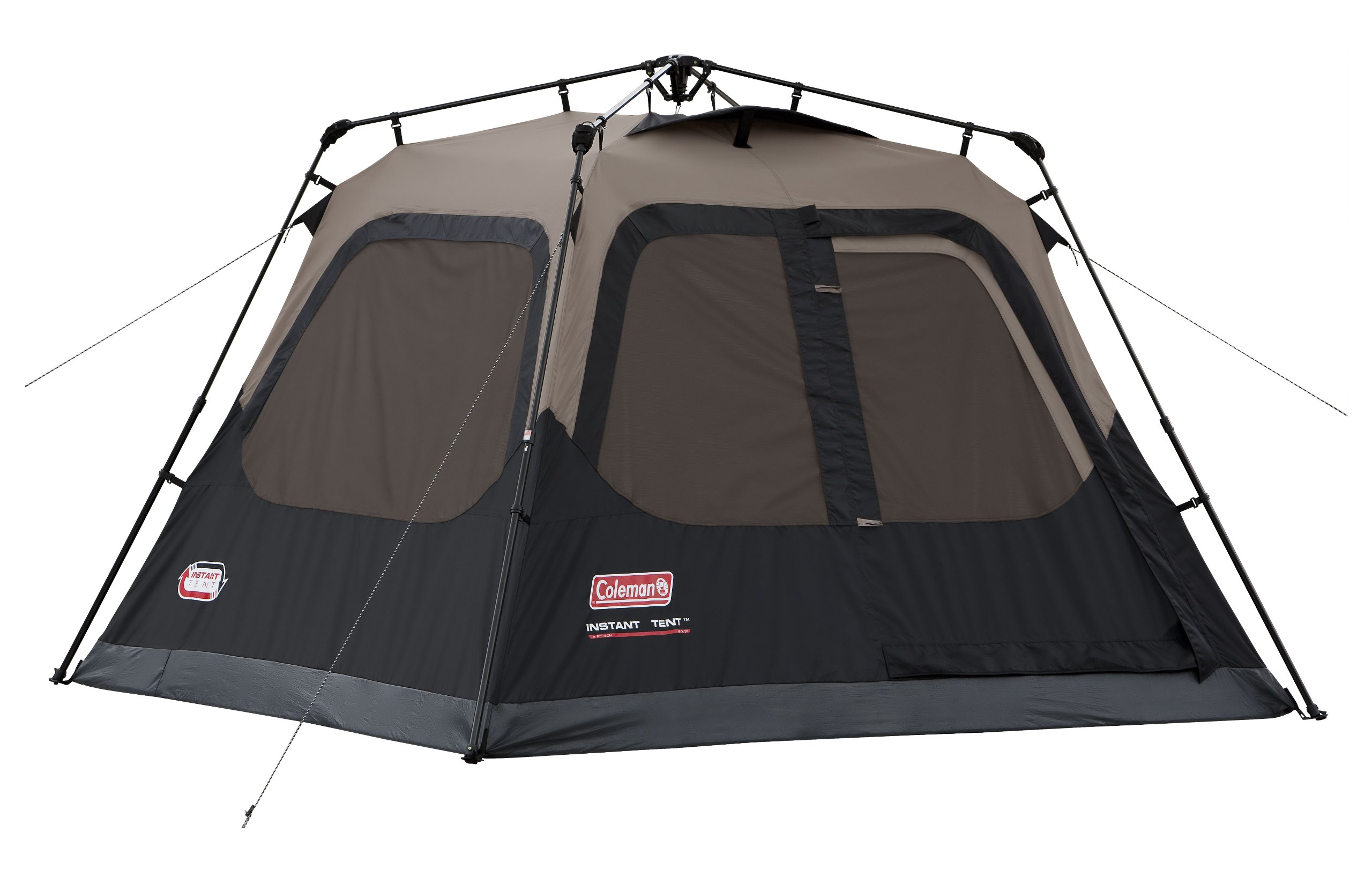 Good easy to use tents are hard to come by nowadays but Coleman has made a business out of ensuring that these types of tents are available for their ...  sc 1 st  Traveling Monarch & Coleman 4 Person Instant Tent Review - Traveling Monarch