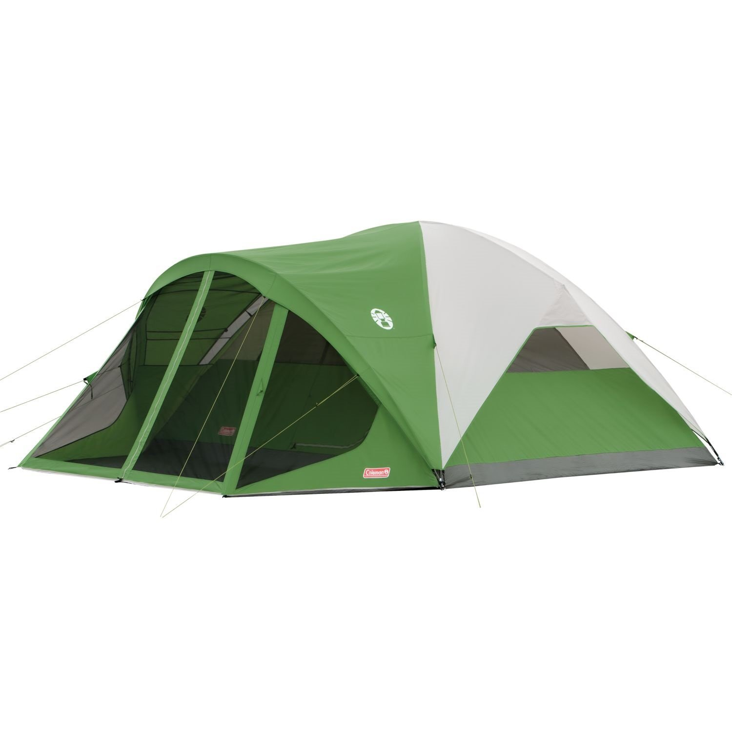 Coleman Evanston Screened Tent Review - Traveling Monarch