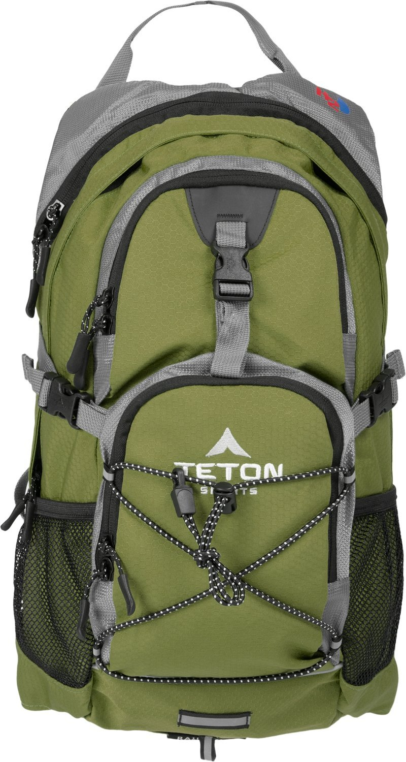 TETON Sports Oasis 1100 Hydration Backpack Review - Traveling Monarch