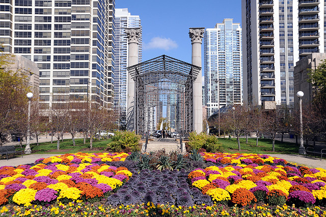 Millennium Park Is A Fairly New Attraction It Has Copped Spot On The List Of Best Places To Visit In Chicago Become Favorite