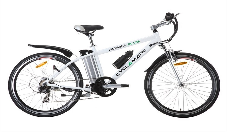 Cyclamatic Power Plus Bike